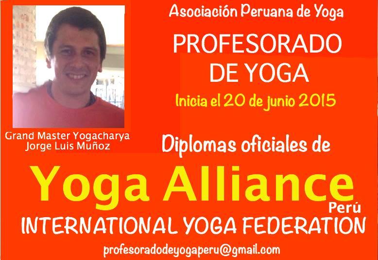 yoga peruana